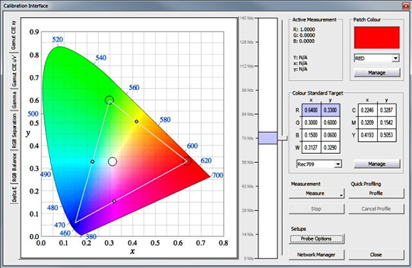Ted's LightSpace CMS Calibration Disk Free Version Download Link